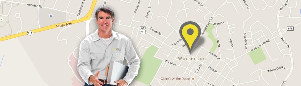 Warrenton service area