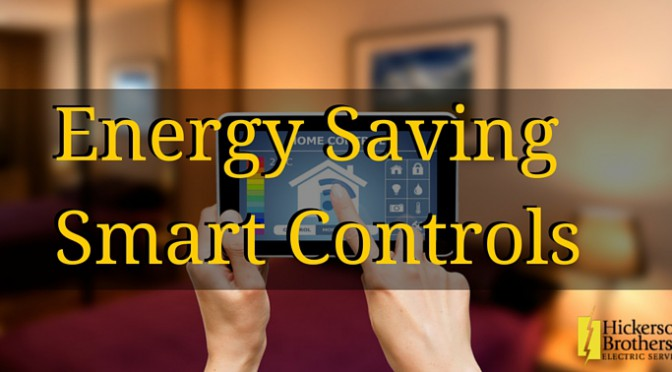 Energy saving controls and systems for Earth Day 2016