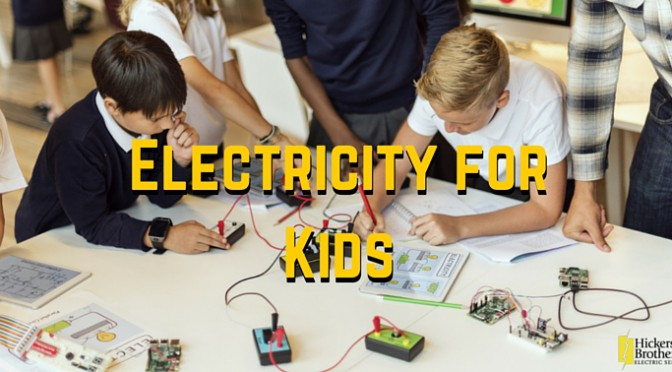 Safe Electrical Experiments for Kids