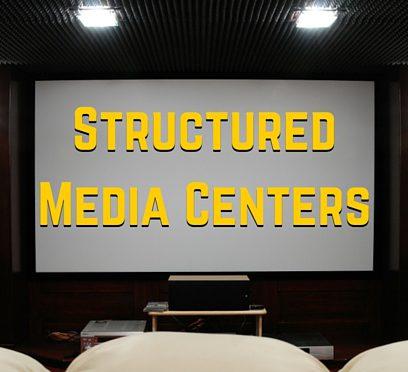 Structured Media Center