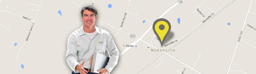 Nokesville service area