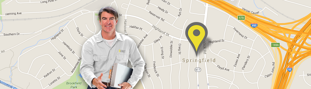 Springfield service area