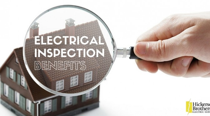 What benefits are there to a home electrical inspection?