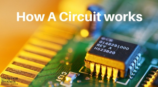elements of a basic electrical circuit