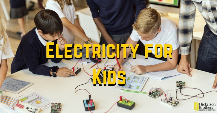 Simple Electricity Experiments for Kids - Hickerson ...