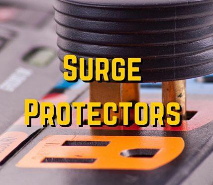 Surge Protectors & Lightning