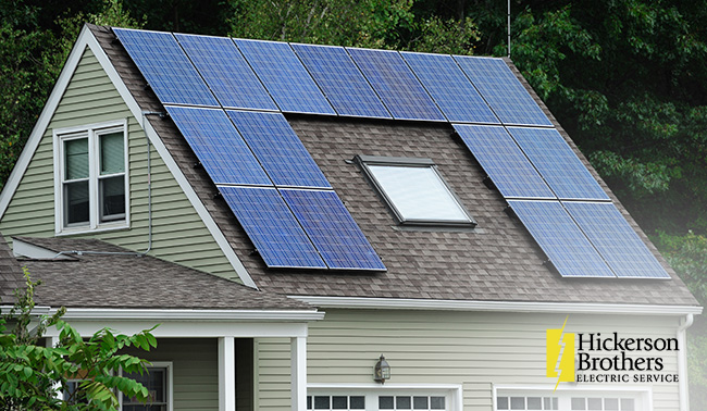 Solar Panels For Your Home >> How Solar Panels Benefit Your Home